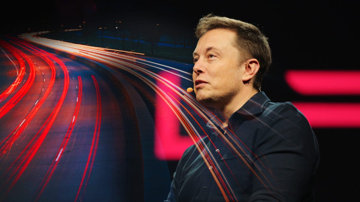 Elon Musk on the Right Track with the Hyperloop