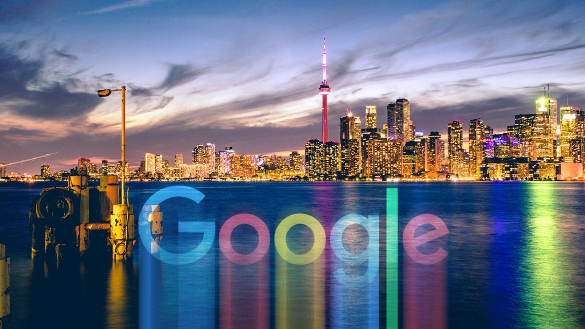 Toronto Google