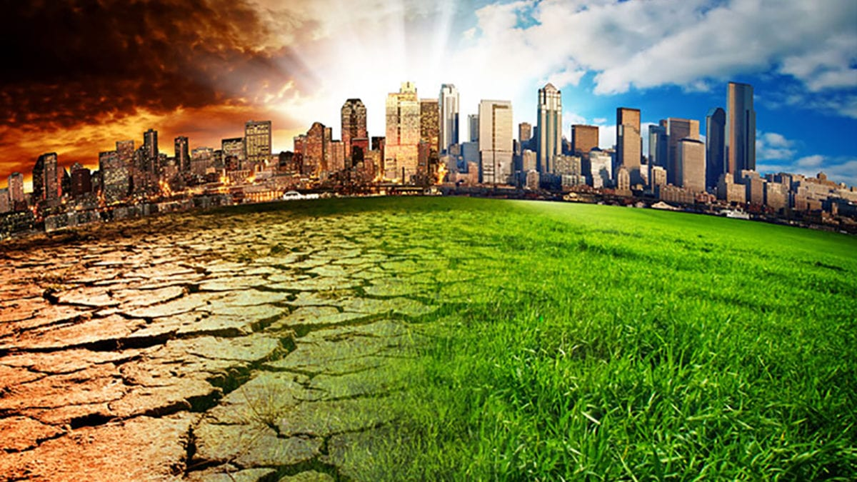 best cities to weather global warming