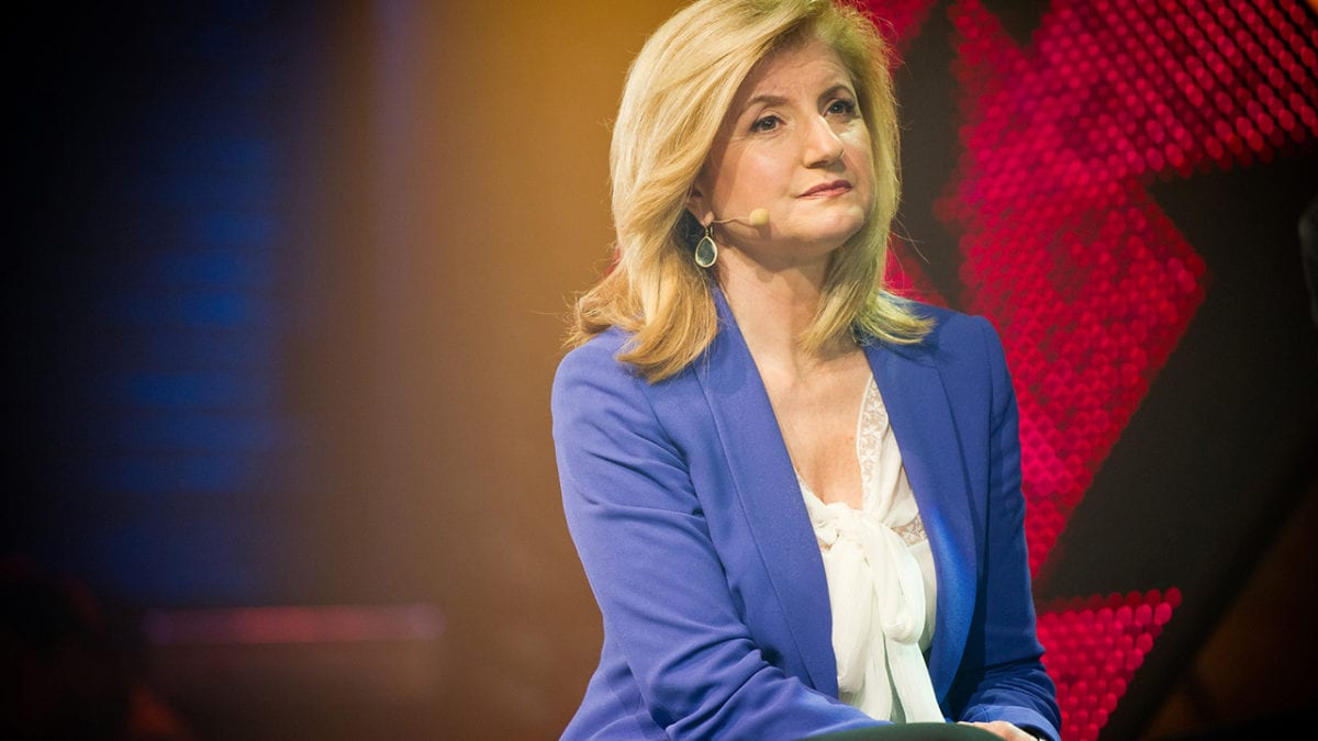 Arianna Huffington: Digital Media Mogul