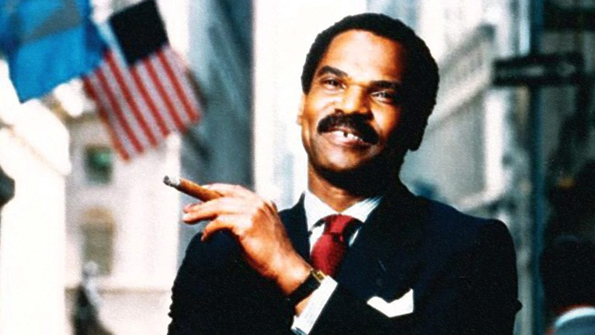 Reginald F. Lewis: Wall Street Icon of the '80s