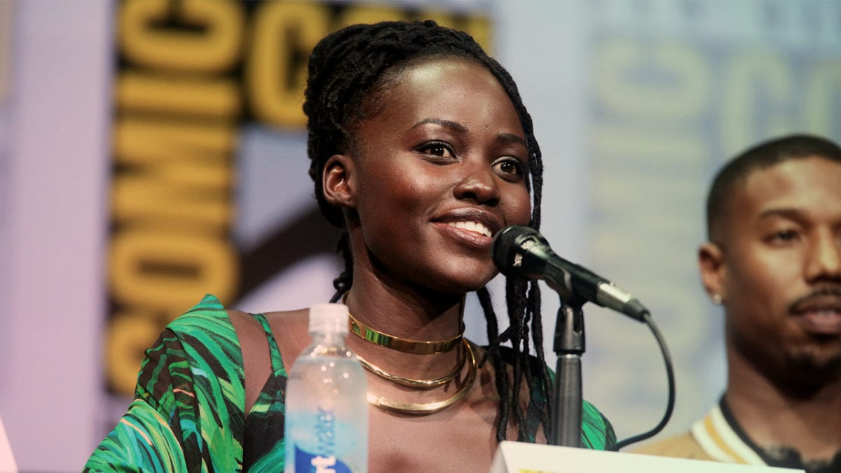 Lupita Nyong'o: Modern Day Warrior Queen