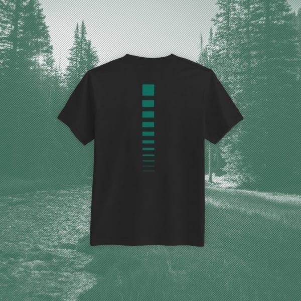 Black T-Shirt S002