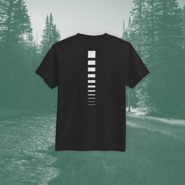 Black T-Shirt S004