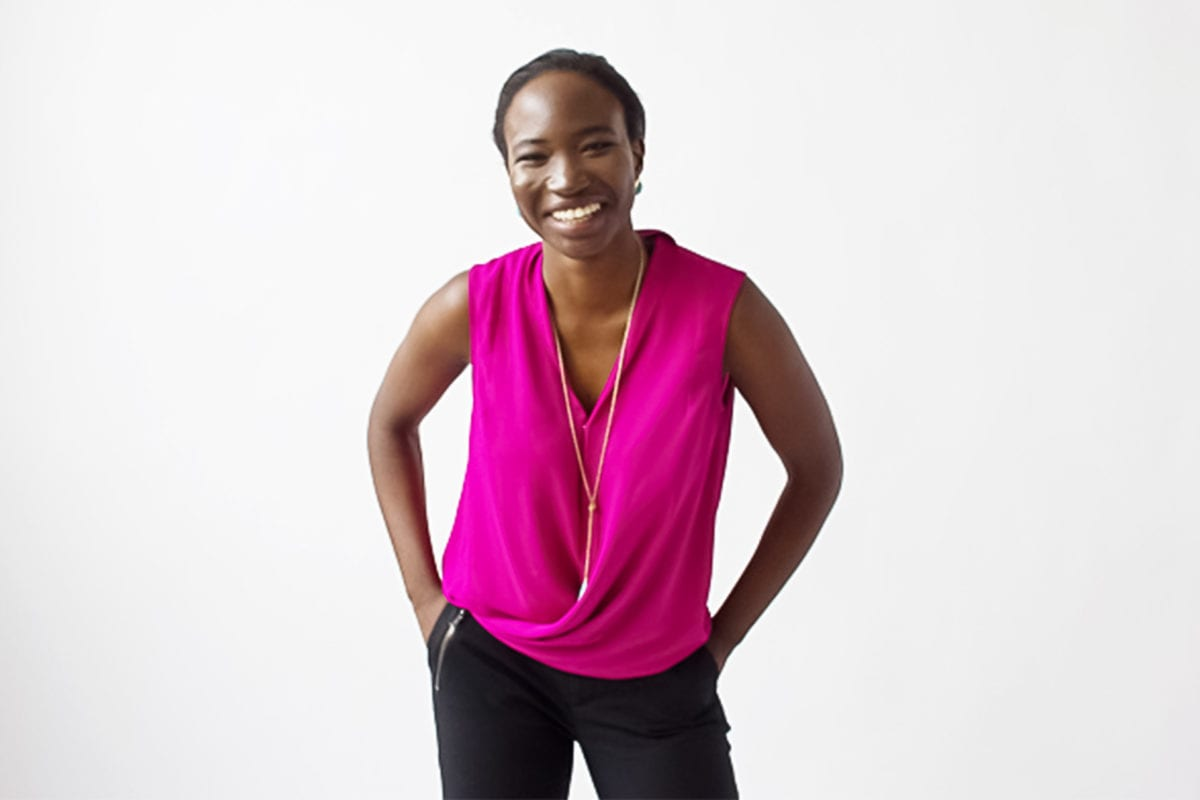 Pamela Ogang: Champion of the Underdog