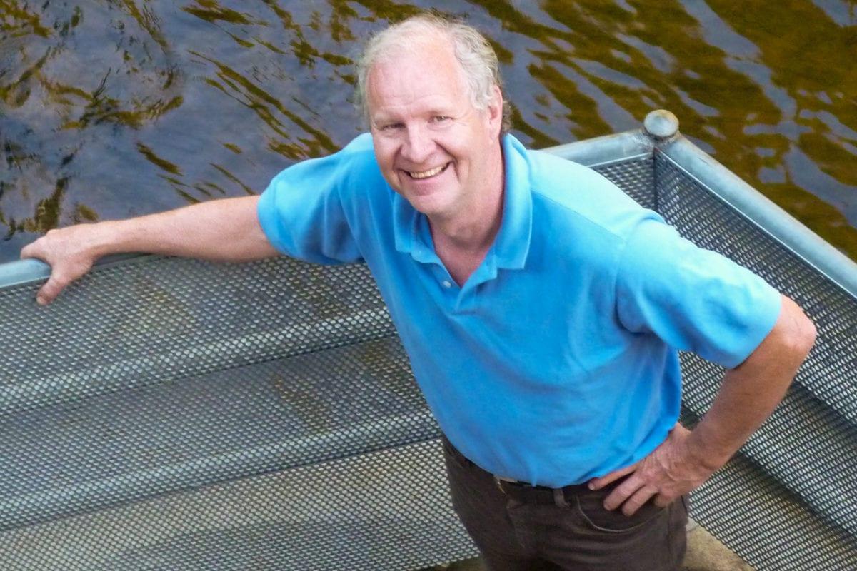 Roger Gordon: Green Energy Entrepreneur