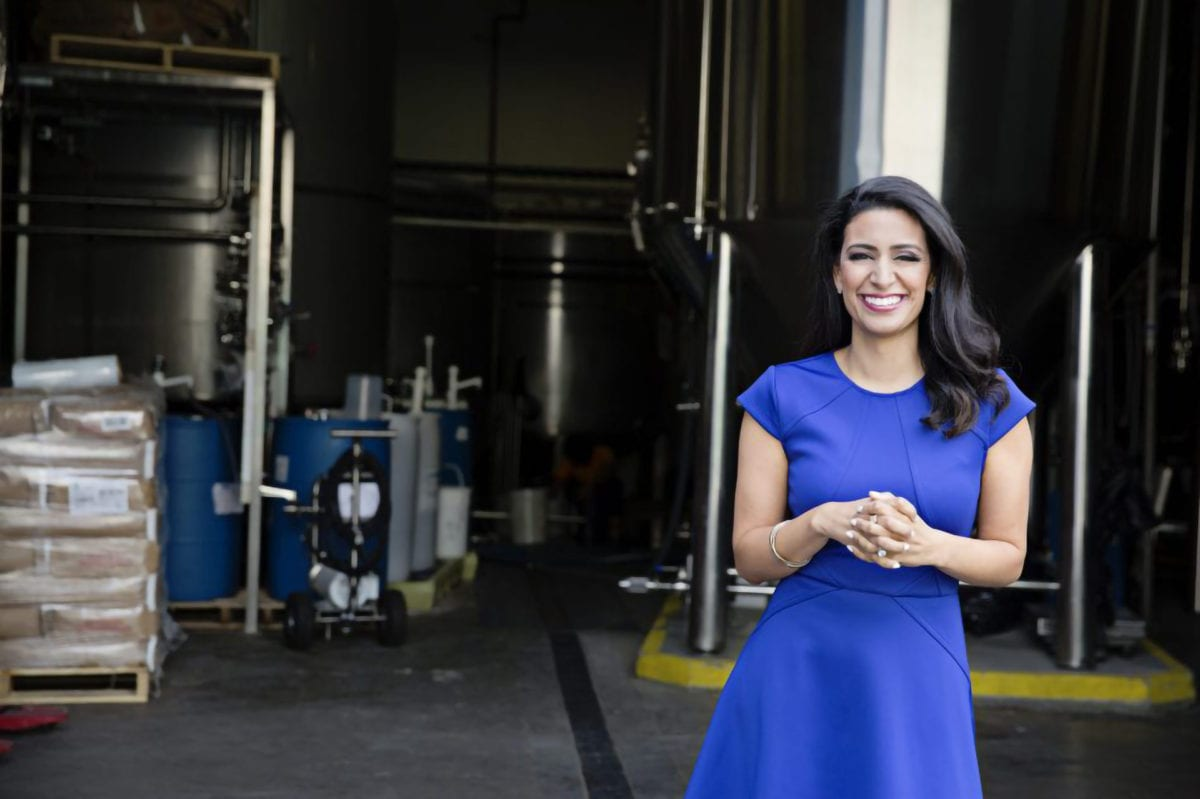 Manjit Minhas: Succeeding with Courage and Willpower