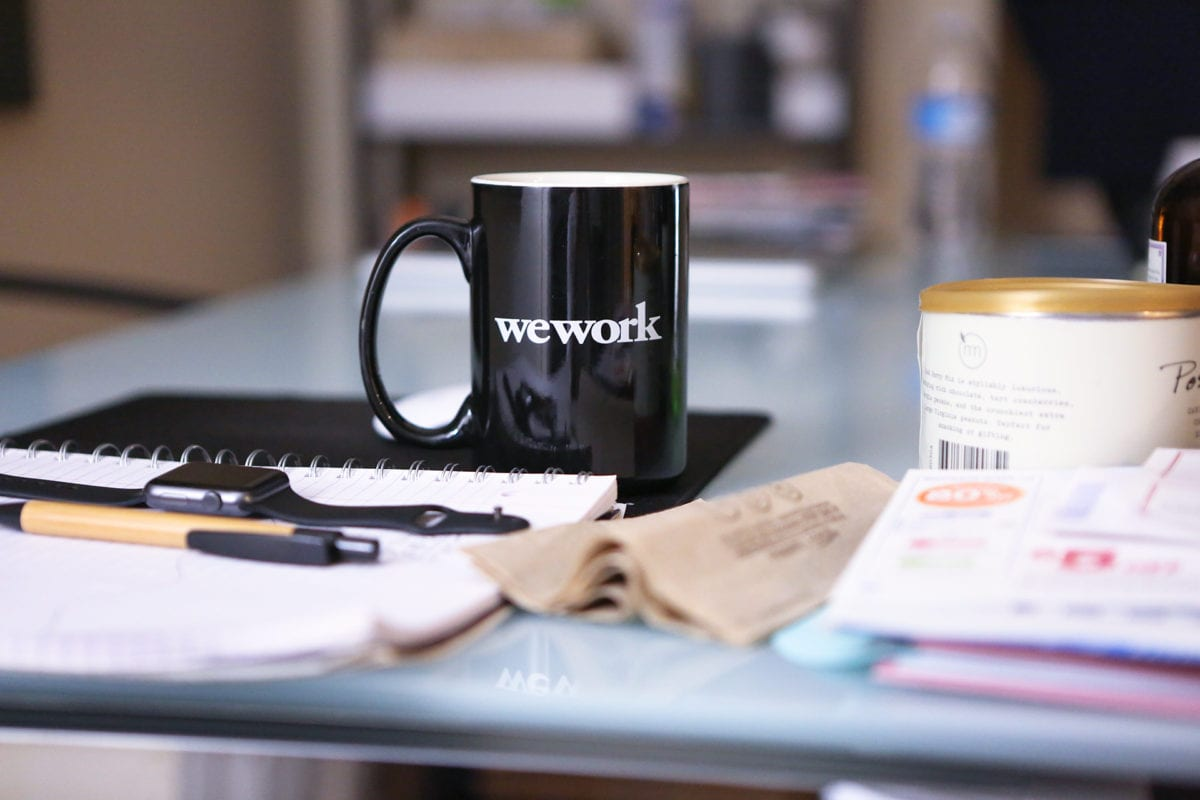 What Startups Can Learn from WeWork